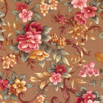 Sentimental Journey by Fabri-Quilt - Victorian Garden
