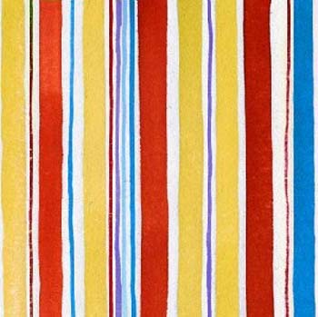 By The Sea by Henry Glass - Seaside Stripe