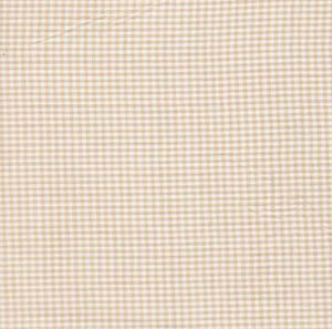 Sevenberry Gingham Collection - Beige 1/16 Check