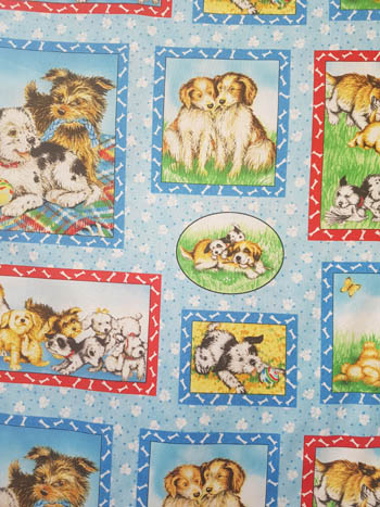 Fuzzytail Kittens & Pups - Puppy Blocks