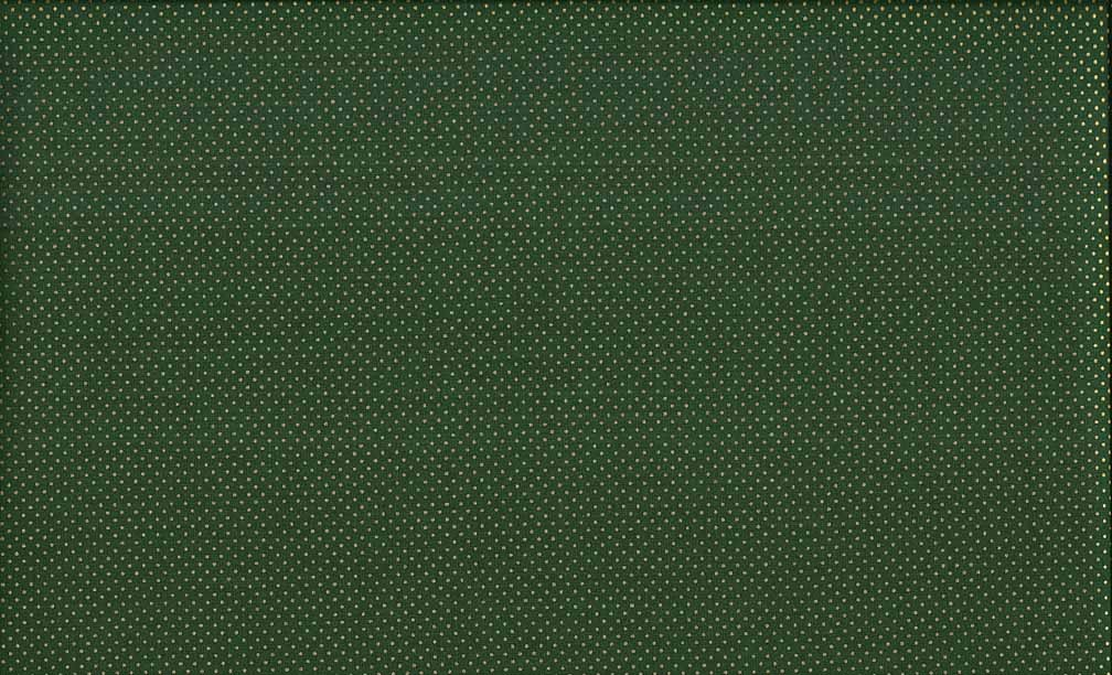 Metallic Dot by Makower Fabrics UK - Dark Green