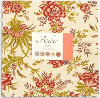 Atelier by 3 Sisters for Moda - Layer Cake