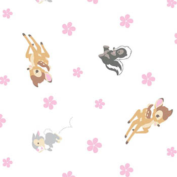 Bambi Woodland Dreams - Animal Toss