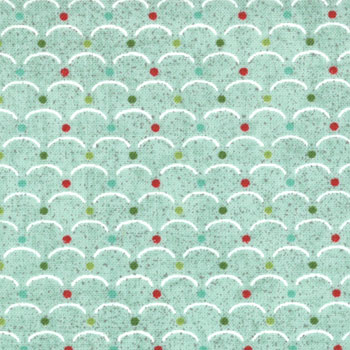 Blitzen by BasicGrey for Moda Fabric Lights Mint