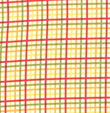 Bungle Jungle by Moda Fabrics - Zoo Checks Yellow
