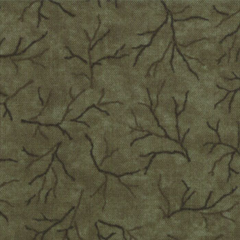 Christmas Spirit by Moda Fabric - Twigs Pine