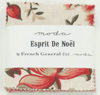 Esprit De Noel by French General for Moda - Mini Charms