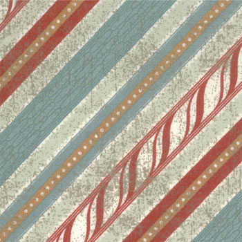 Fruitcake by Moda - Bias Stripe Avalanche