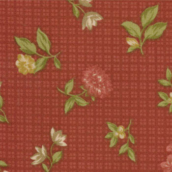 Harmony by Moda Fabrics Clover Red