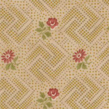 Harmony by Moda Fabric Maize Cream/Tan