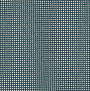 Basics by Makower Fabrics UK - Gingham Navy 920 B9