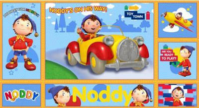 Noddy - Here Comes Noddy - Noddy's on His Way Panel