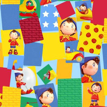 Here Comes Noddy - Noddy in Toyland Patch A - 60CMS