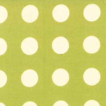 Oh Deer by Moda Fabrics - Dot Leaf