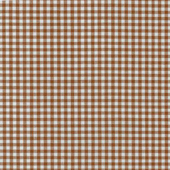 Carolina Gingham Collection by Robert Kaufman - Chocolate 1/8