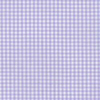 Carolina Gingham Collection by Robert Kaufman - Lavender 1/8