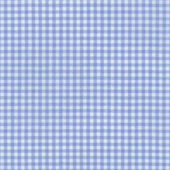 Carolina Gingham Collection by Robert Kaufman - Periwinkle 1/8