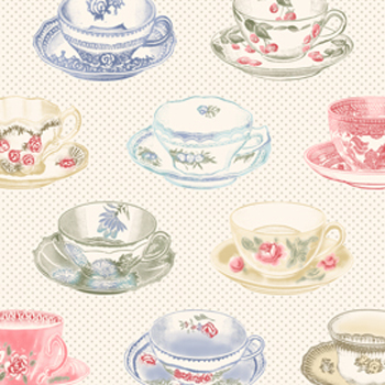 Penelope by Lakehouse Teacups Cream