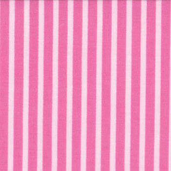 Posy by Moda Fabrics Stripe Hollyhock