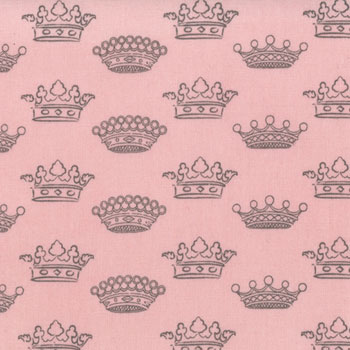 Puttin' on the Ritz by Moda Fabrics - Royalty Pink