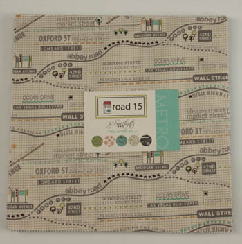 Road 15 by Sweetwater for Moda - Layer Cake