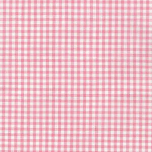 Sevenberry Gingham Collection - Pink 1/8 Check