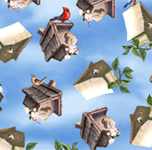 Songbird Serenade by QT for VIP Cranston - Bird Houses