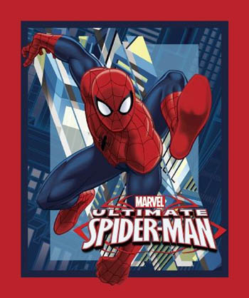 Spiderman - Marvel Ultimate Spider-Man Panel