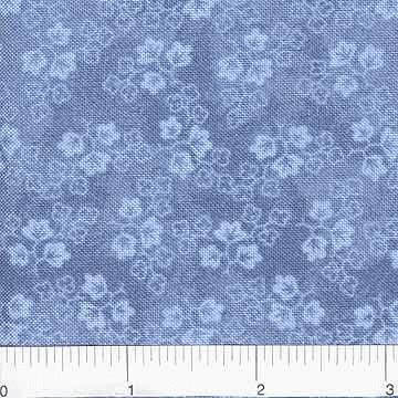 Spring Fling by Ro Gregg for Northcott Blue on Blue