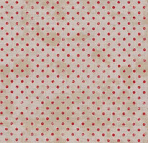 Pirate Collection by Makower Fabrics - Pirate Spots Cream