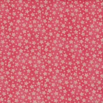 Baby by Makower Fabrics UK - Star Pink