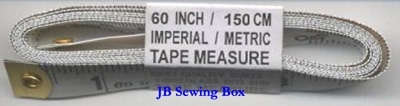 Tape Measure Imperial/Metric