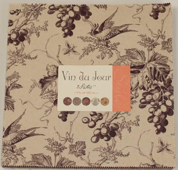 Van De Jour by 3 Sisters for Moda - Layer Cake