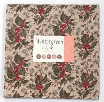 Wintergreen by 3 Sisters for Moda - Layer Cake