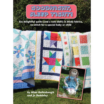 Goodnight, Sleep Tight - Patchwork & Quilting Book