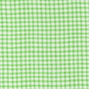 Gingham Check by Makower Fabrics - Green G5