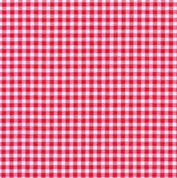 Pam Kitty Love by Lakehouse Red/White Check