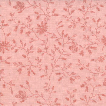 Papillon by Moda Fabrics - Meandering Ivy Tonal Blush