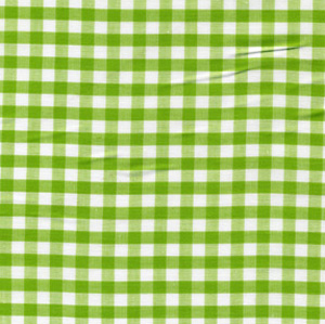 Sevenberry Gingham Collection - Lime Green 1/4 Check