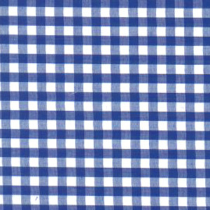 Sevenberry Gingham Collection - Royal Blue 1/4 Check