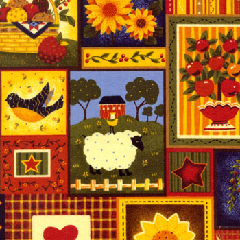 Take Me Home by Fabri-Quilt - Farmyard Patchwork